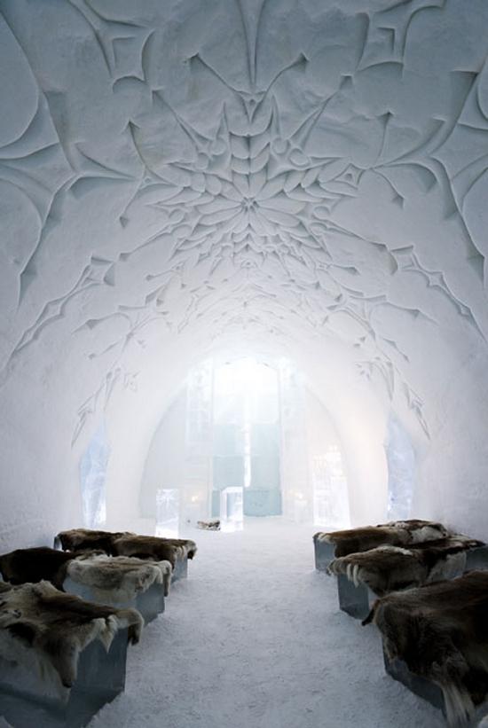 Jukkasjarvi Ice Hotel, Sweden
