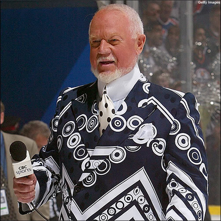 Don Cherry in blue and white geometric mod jacket