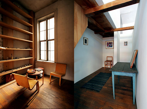Donald Judd loft, Soho, NYC