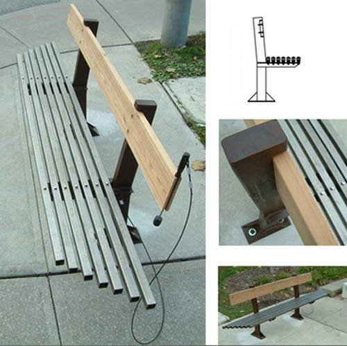 Paul Aloisi, Musical bench