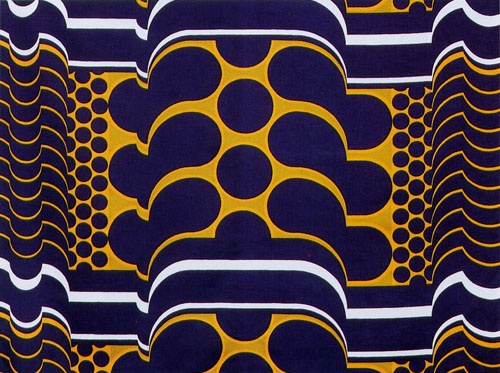 Barbara Brown 1967 - Decor