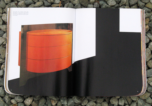 Nest Magazine layout