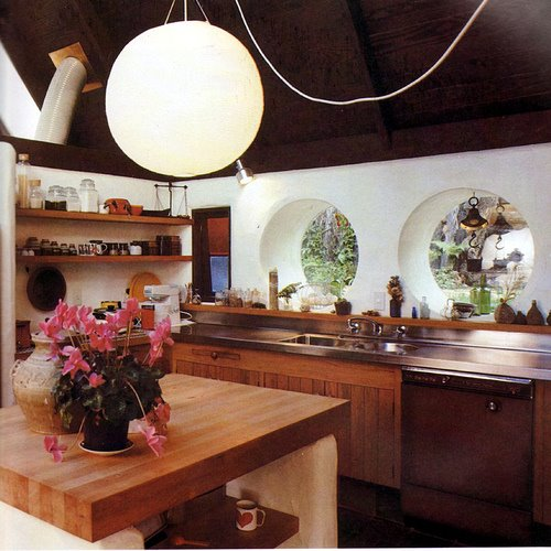 70s kitchen from Desire to Inspire