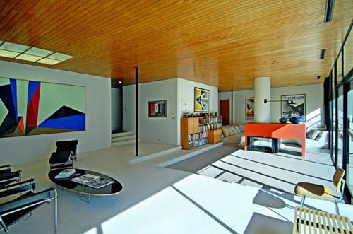 Case Study House #9, Eames and Saarinen
