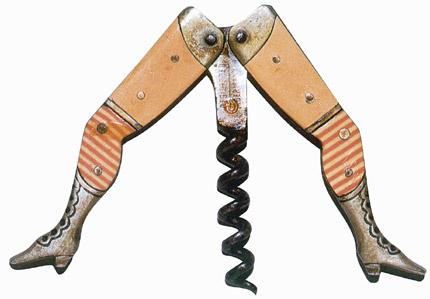 dirty corkscrew
