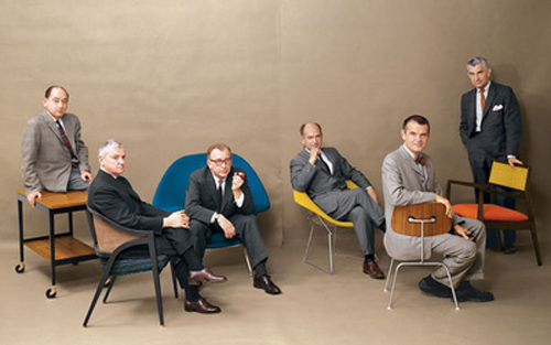 20th C furniture designers, from Playboy