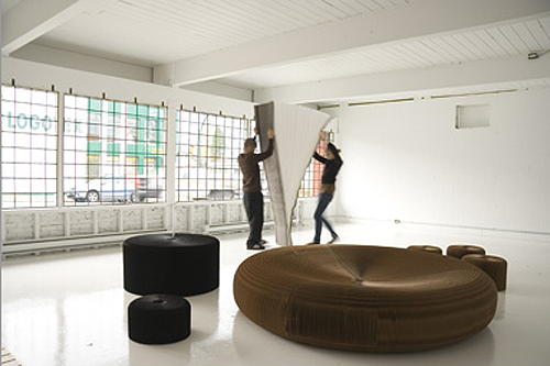 Molo Design, softseating and softwall