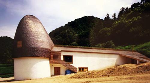 Building by Terunobu Fujimori