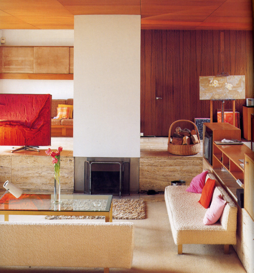 ouno design sublime 1960s interior