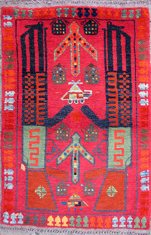 Afghan War Rugs U2013 Where Are The Red Rugs?