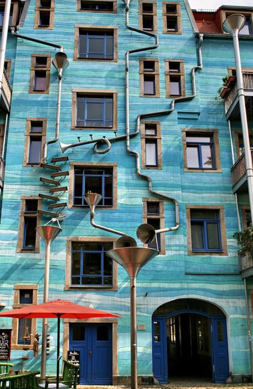 Dresden gutter