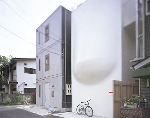 Bump House, Tokyo