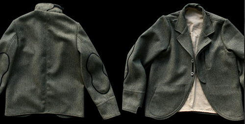 young meagher militant guild of rural tailors jacket