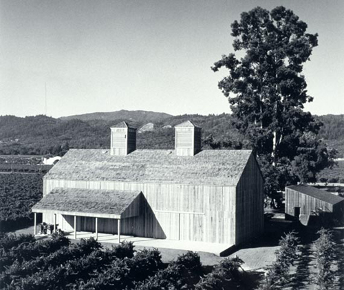 vernacular barn architecture by turnbull griffin via 1 2or3things