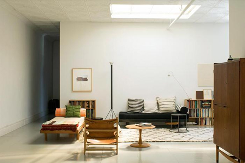 NYC loft from OWI, Office of Word and Image