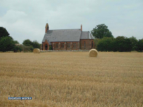 18th century church in Lincolnshire via locationworks