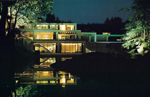 Helmut Eppich house, Arthur Erickson, architect