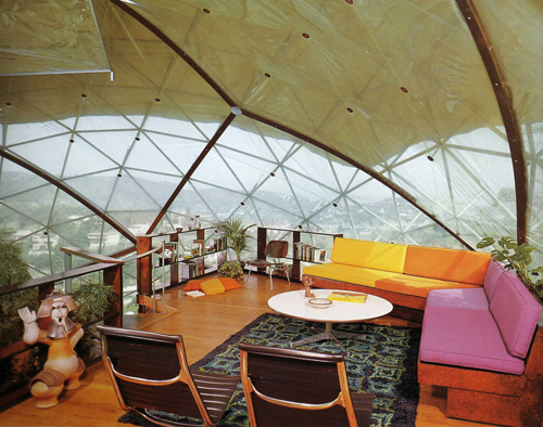 geodesic interior, from randomfriendly via nomadicway, from tumblr