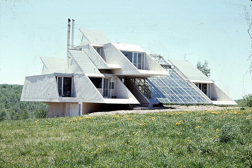 Paul Rudolph - The Green Residence