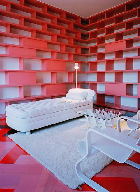 Humlegarden Apartment by Tham Videgard Hansson Arkitekter