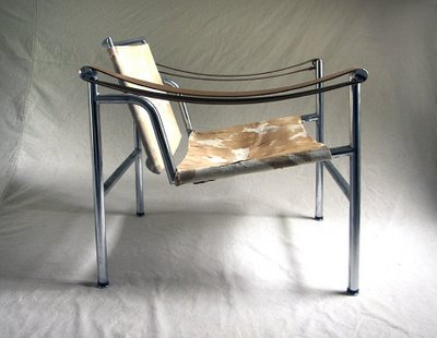 Le Corbusier Basculant chair by Wary Meyers Decorative Arts
