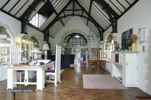 converted church in suffolk via locationworks