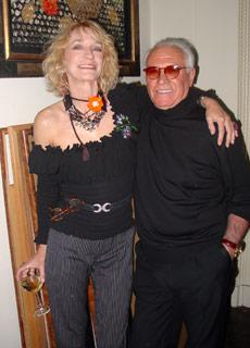 LouLou de la Falaise and RonFerri, 2004