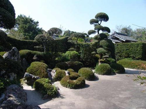 topiary karikomi ii-ne-kore http://ii-ne-kore.blogspot.com/2009/10/karikomi.html