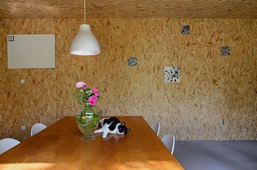 Modern house Wroclaw Poland