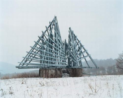 """""""Spomenik #13"""" , 2007"""