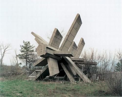 """""""Spomenik #14"""" , 2007"""