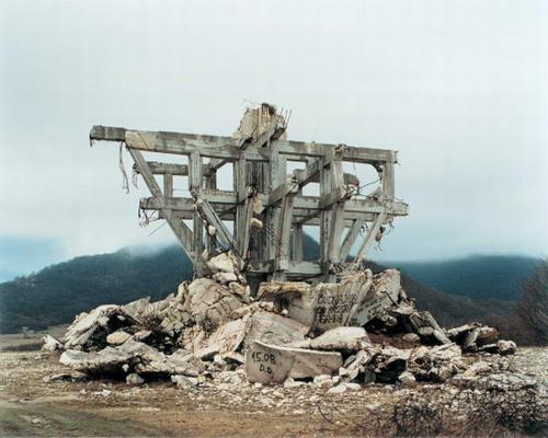"""""""Spomenik #15"""" , 2007"""