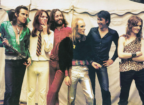 Roxy Music 1972 Virginia Plain Old Grey Whistle Test BBC