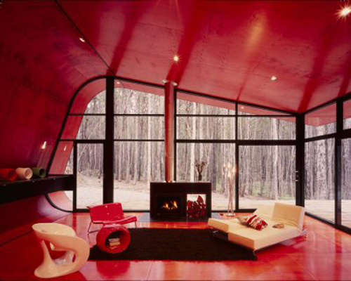 Ouno design why is australian design so cool for Interior design red and black living room