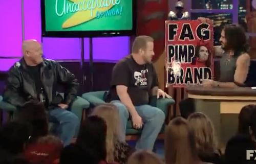 fag pimp brand