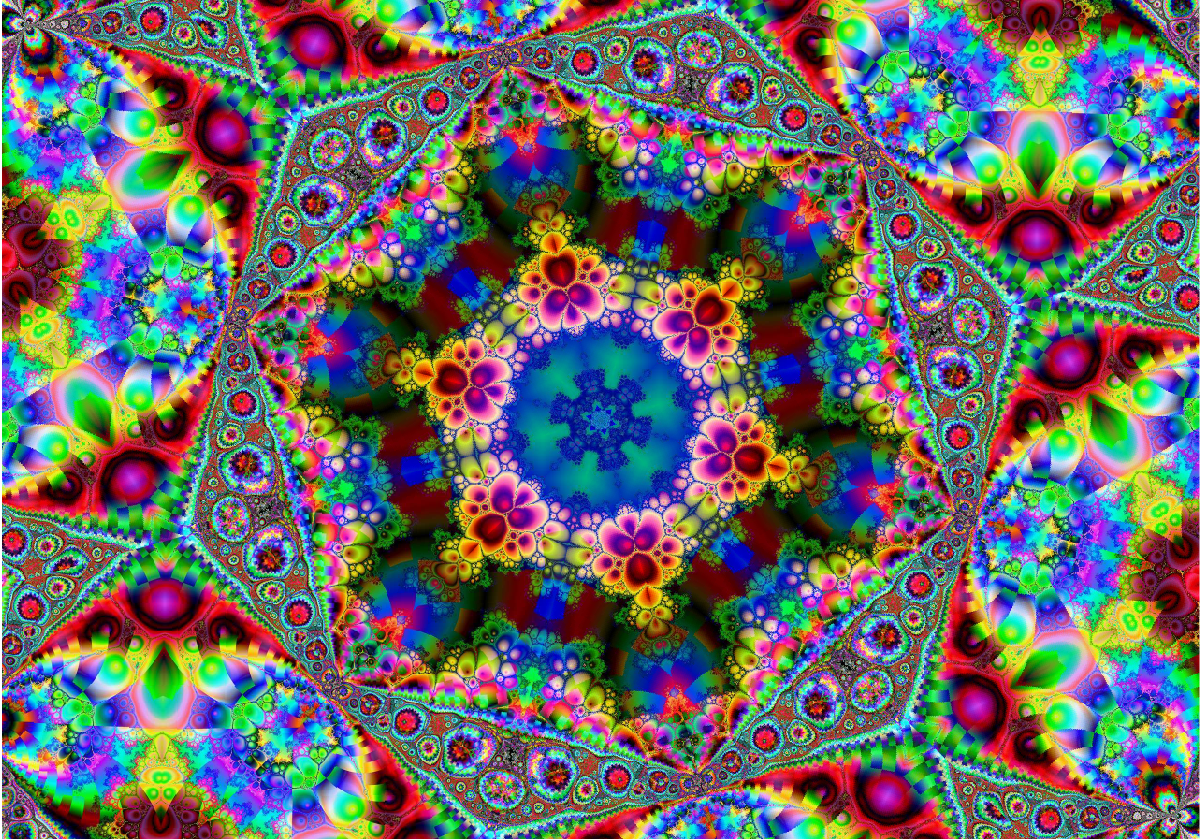 Kaleidoscope tool