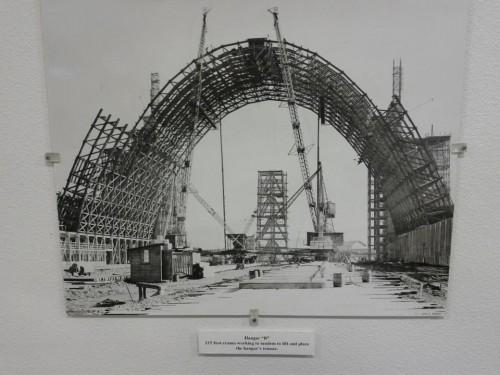 Oregon military hangar