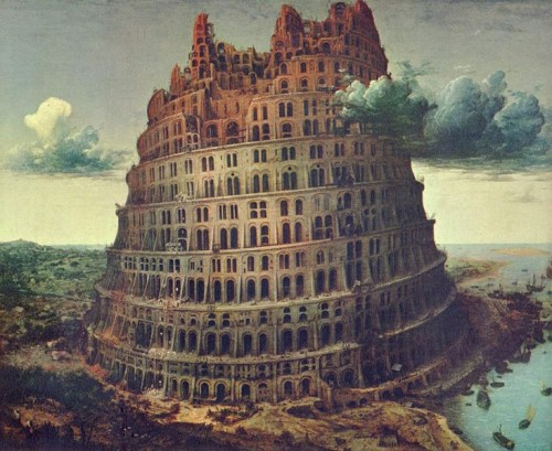 Pieter Bruegel the Elder, Tower of Babel, 1563
