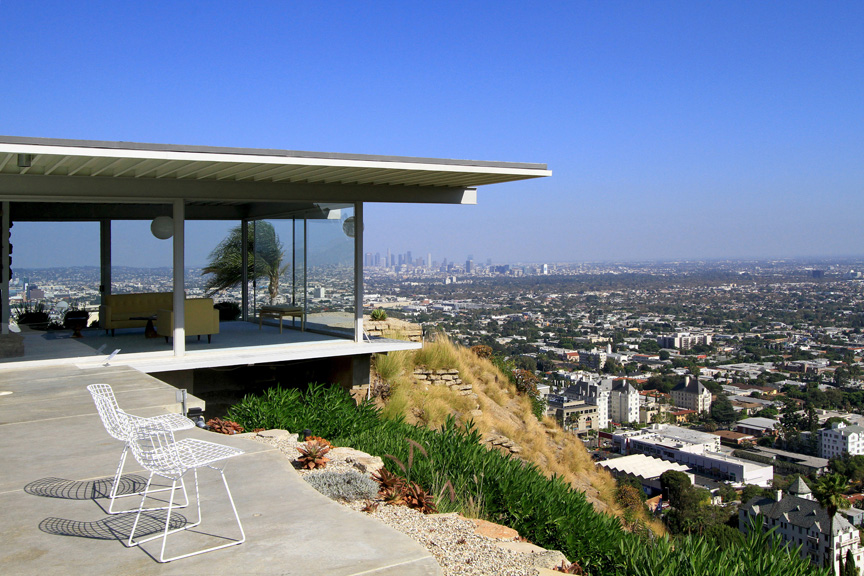 LA Case Study House by Krista Jahnke