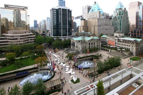 Vancouver bean bag installation Krista Jahnke