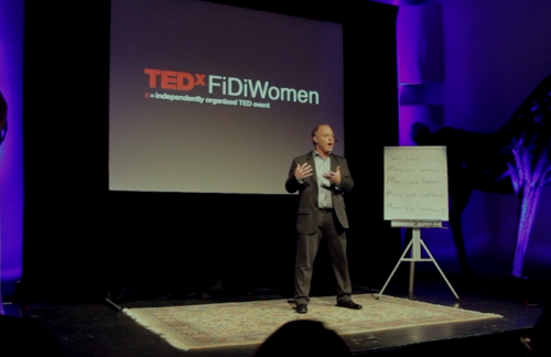 Jackson Katz at Tedx on Feminism and Men