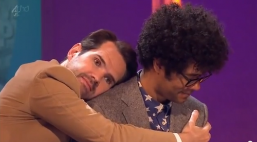 Jimmy Carr,  Richard Ayoade