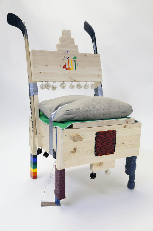 Ouno design sedia 1 chair for Enzo mari sedia 1