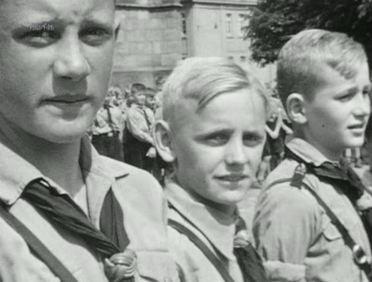 Ugh. Hitler Youth haircut.