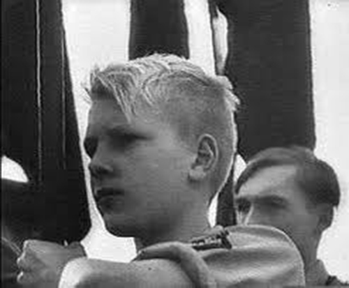 Excellent Ouno Design Blog Archive The Hitler Youth Haircut What It39S Short Hairstyles Gunalazisus