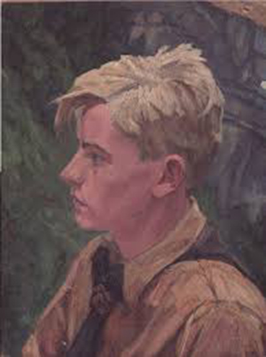 Hitler Youth haircut brownshirt