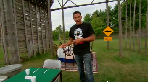 Wab Kinew a place at the big table