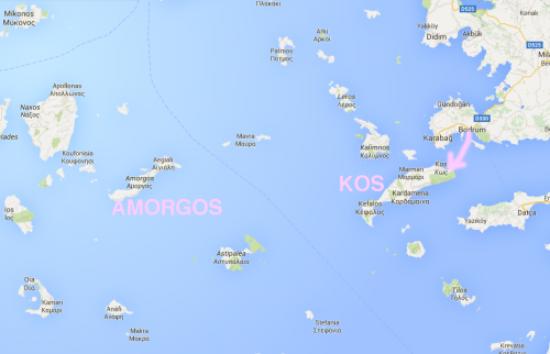 Amorgos, Kos