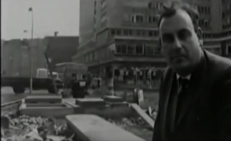 Bradford 1960s Ian Nairn