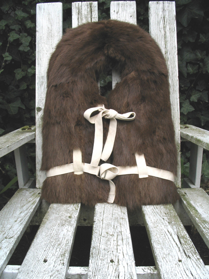 Fur Lifejacket by Lindsay Brown / Ouno Design